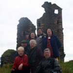 2005 Sinclair Gathering (2) SinclairGirnigoe Castle