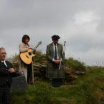 2010 Sinclair Gathering Sinclair Girnigoe Castle (1)