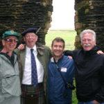 2010 Sinclair Gathering Sinclair Girnigoe Castle (2)
