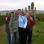 2010 Sinclair Gathering Standing Stones of Stenness